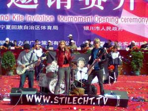 Stilecht live in Yinchuan/China