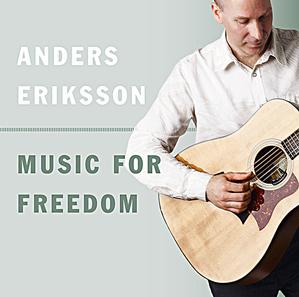 MusicForFreedom_AndersEriksson_Cover_Kopie